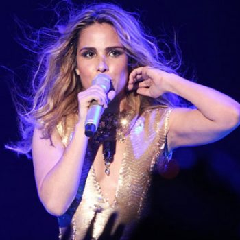 "Wanessa lança clipe para ""Turn It Up"""