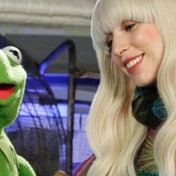 """Ouça faixa da trilha de """"Muppets 2"""" com participação de Lady Gaga"""