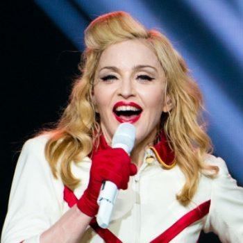 Madonna revela estar trabalhando com AVICII