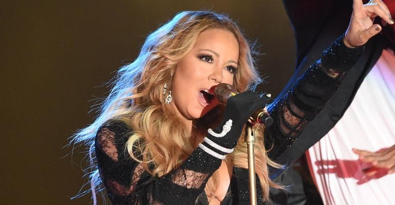 Mariah Carey apresenta Infinity, seu novo single