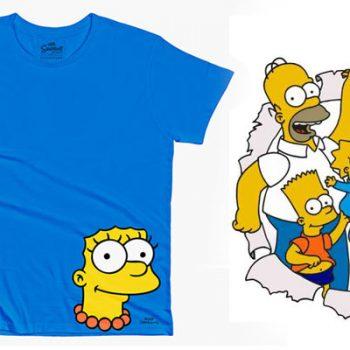 """Conheça a coleção de """"Os Simpsons"""" pela Colette"""