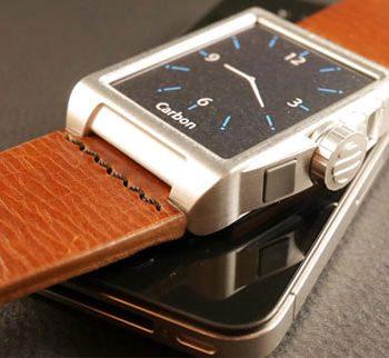 Empresa aposta em relógio que carrega Smartphone com energia solar