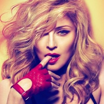 Madonna posa para a revista Interview