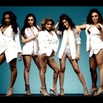 "Fifth Harmony estreia no Hot 100 da Billboard com ""Worth It"""