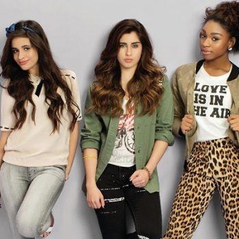 Fifth Harmony anuncia turnê e divulga faixas do álbum de estreia