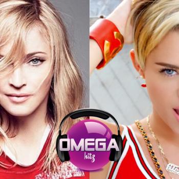 Madonna e Miley Cyrus podem aparecer juntas em nova faixa