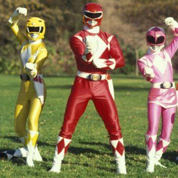 """Sequência de """"Power Rangers"""" é cancelada!"""