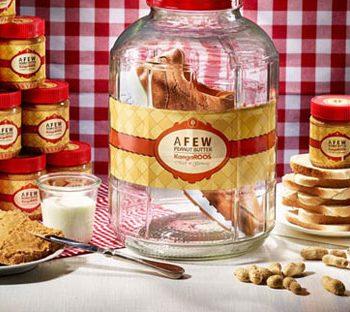 Tênis inspirado em Manteiga de Amendoim é lançado