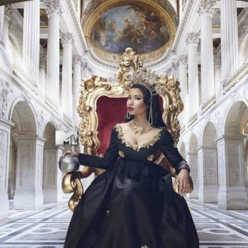 Nicki Minaj quebra recordes nas rádios americanas