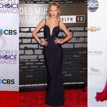 Taylor Swift é eleita a mais bem vestida pela revista People