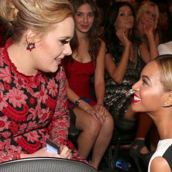 Segundo jornal, dueto de Adele e Beyoncé pode acontecer em 2015