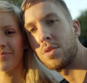 "Ouça ""Outside"", nova parceria de Calvin Harris e Ellie Goulding"
