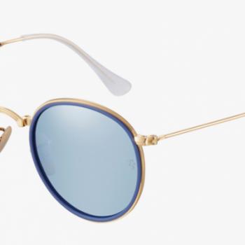 Ray-Ban lança linha de óculos coloridos para o verão