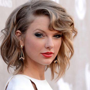 Taylor Swift é eleita a mulher do ano pela Billboard
