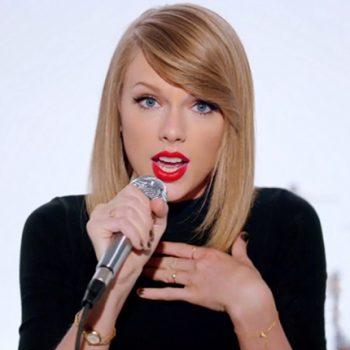 Single de Taylor Swift se mantém no topo do Hot 100 da Billboard
