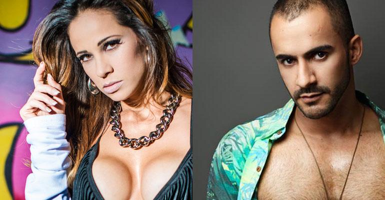 """Amannda e o DJ Patrick Sandim vão ao México promover """"Paradiso"""""""