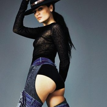 Jessie J é capa da Glamour britânica