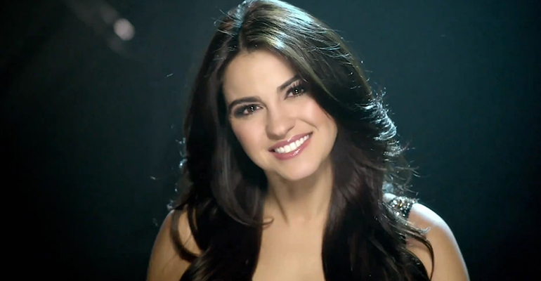 Maite Perroni nega rivalidade com Thalía
