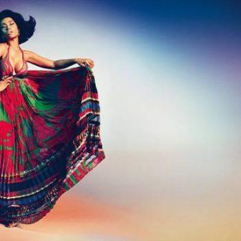 Nicki Minaj estrela a nova campanha de Roberto Cavalli