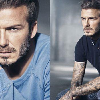 David Beckham lança coleção masculina para H&M