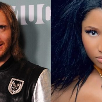 Música com Nicki Minaj será o próximo single de David Guetta