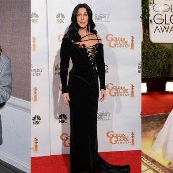 Os 10 piores looks de todos os tempos no Globo de Ouro