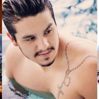 """""""Escreve Aí"""" de Luan Santana segue no topo da Billboard Brasil"""