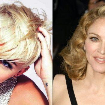 Miley Cyrus confirma parceria com Madonna