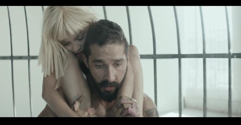 "Assista ao clipe de ""Elastic Heart"", novo single de Sia"