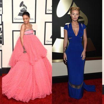 Os melhores e piores looks do tapete vermelho do Grammy 2015
