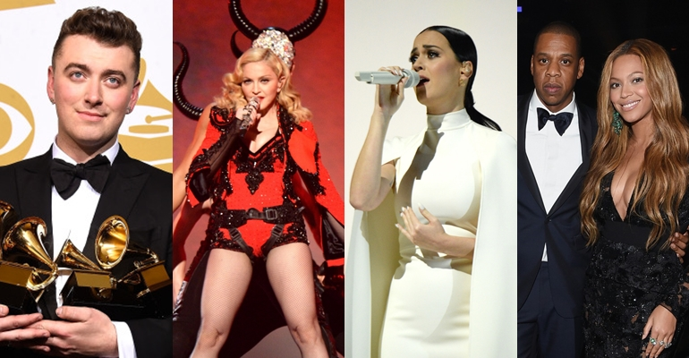 Confira os vencedores e as performances do Grammy 2015