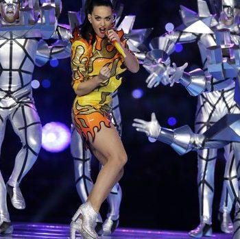 Assista ao show de Katy Perry no Super Bowl