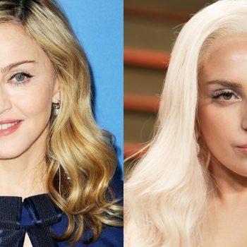 Em entrevista, Madonna encerra rumores de rivalidade com Lady Gaga