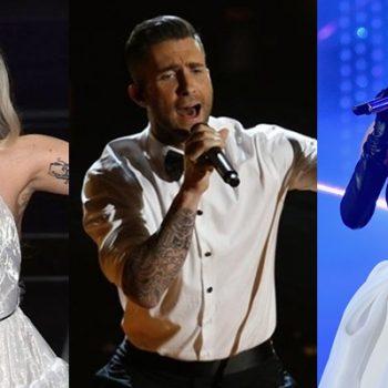 Lady Gaga, Adam Levine, Rita Ora e mais performances do Oscar 2015