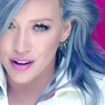 Hilary Duff e Adam Lambert no top 05 do Billboard 200