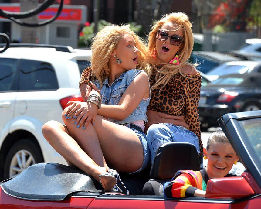 """""""Pretty Girls"""": Britney Spears estreia clipe para parceria com Iggy Azalea"""