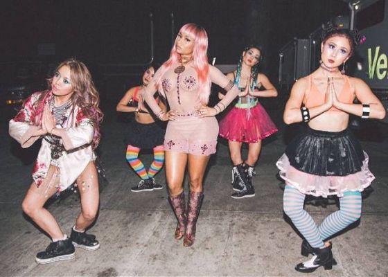 Confira um trecho do novo clipe de Nicki Minaj