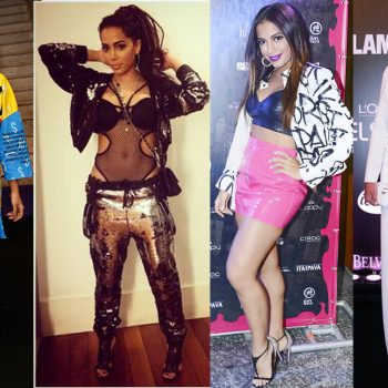 PRE-PA-RA: As escolhas fashion na carreira de Anitta!