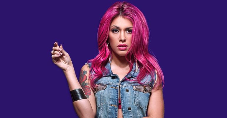 Nicky Valentine, agora Nikki, lança seu novo EP no topo do iTunes