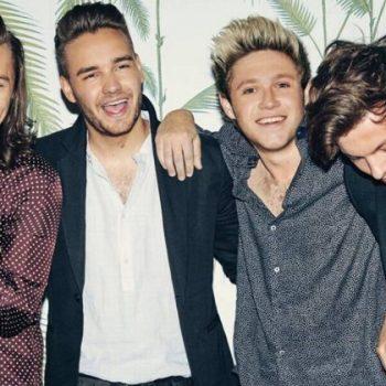 """One Direction estreia no top #3 da Billboard com """"Drag Me Down"""""""