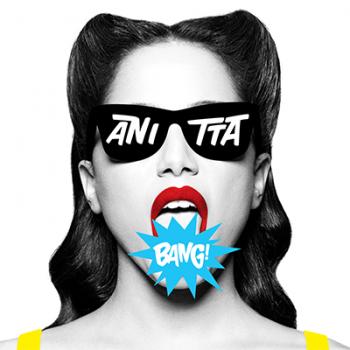"""Anitta libera o lyric video de """"Parei"""", mais uma faixa do """"Bang"""""""