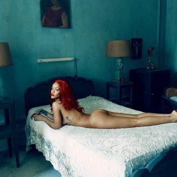 Rihanna é capa da próxima edição da Vanity Fair