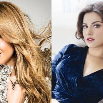 Maite Perroni foge das comparações com Thalía em programa ao vivo
