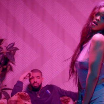 """Ouça o remix de """"Work"""", de Rihanna e Drake"""