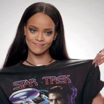 """Assista ao clipe de """"Sledgehammer"""", nova música de Rihanna"""