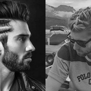 BEAUTY: Inspirações para você aderir as tranças masculinas ao look!