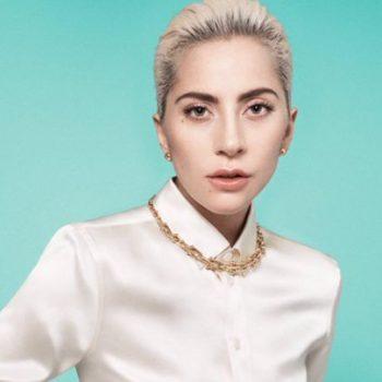 Lady Gaga estrela nova campanha da Tiffany