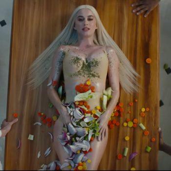 De surpresa, Katy Perry lança faixa com Nicki Minaj