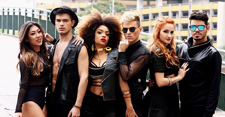 """Grupo ZENNUS estreia no pop nacional com single """"Blackout"""""""
