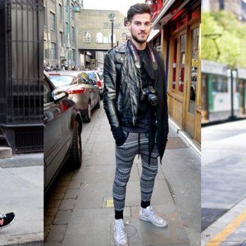 HOMEM: Saiba mais sobre a calça legging e como usá-la no dia-a-dia!
